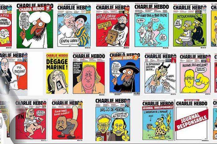 Die gefährdete Meinungsfreiheit – Mohammed Karikaturen