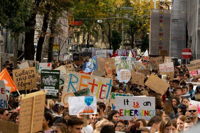 Der regressive Kampf der Fridays for Future Bewegung
