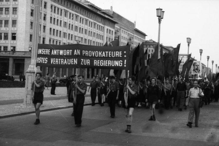 Die Freiheit in Deutschland ist tot.