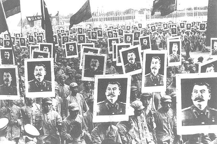 Die Grausamkeiten der Sowjetunion unter Josef Stalin
